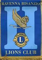 Guidoncino Lions Club Bisanzio