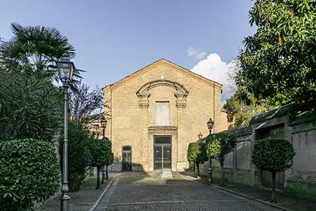 Santa Chiara (ora Teatro Rasi)